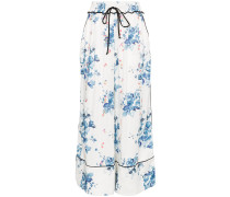 x Browns floral print wide-leg pyjama trousers