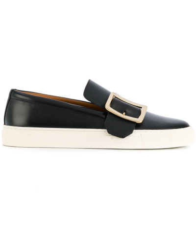 Loafer mit Schnalle