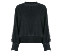 Pullover aus Samt