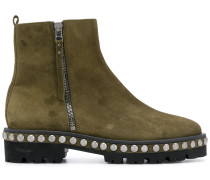 studded sole boots