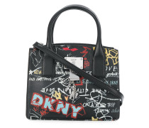 small graffiti tote