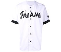 X MLB 'Miami Marlins' Hemd