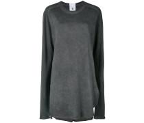 Pullover mit Netzärmeln