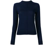 Feinstrick-Pullover mit schmaler Silhouette