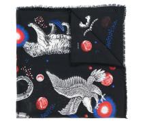'Space Animals' Schal