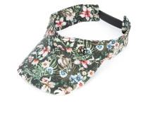 floral print visor