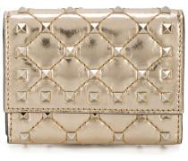 Garavani Portemonnaie mit Nieten