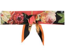 Stirnband mit Blütenmuster
