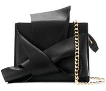 Mini-Handtasche aus Kalbsleder