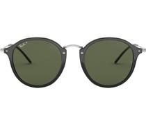 'Round Fleck' Sonnenbrille