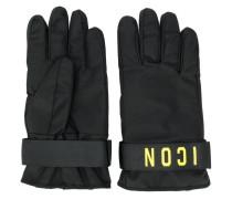 """Handschuhe mit """"Icon""""-Print"""