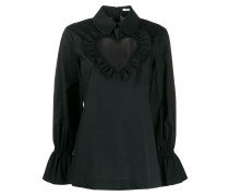 'Heart' Bluse