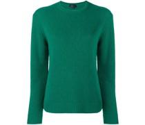 Kaschmir-Pullover mit Perforierung