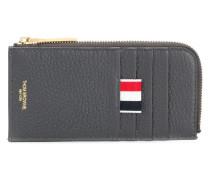 half-zip around wallet