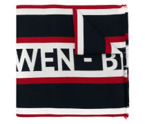 logo sport scarf