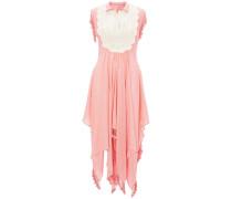 Kleid mit Zipfelsaum
