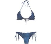denim bikini set