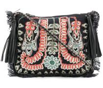 beaded Malia shoulder bag