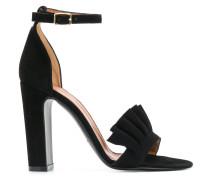 chunky heeled sandals