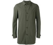 Kurzer Mantel mit Knopfleiste
