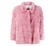 'Atene' Mantel aus Faux Fur
