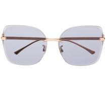 Eckige 'Corin' Sonnenbrille