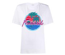 P.A.R.O.S.H. T-Shirt mit Logo