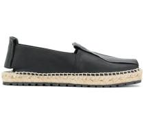 ridged heel espadrilles