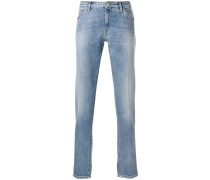 washed out jeans
