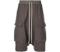 dropped crotch shorts