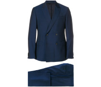 double breasted formal suit