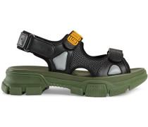 Sandalen mit Netz
