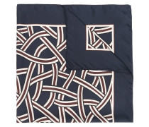'S Max Mara printed Senape scarf