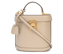 Box-Bag mit Schulterriemen