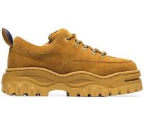 'Angel' Sneakers aus Wildleder
