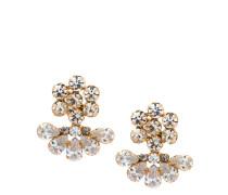 embellished earrings