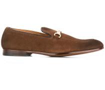 Loafer mit mandelförmiger Jacke