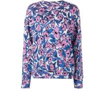 'Kriss' Pullover mit Blumenmuster