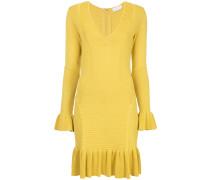 Ionian rib knit dress