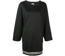 Klassisches Sweatshirtkleid