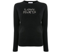 'Love Hurts' Pullover