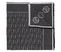 Schal mit PP-Print
