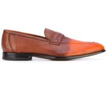 Penny-Loafer mit Farbverlauf