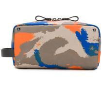 Garavani Camouflage-Clutch