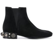 'Napoli Beatle' Chelsea-Boots aus Wildleder