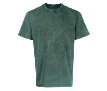 T-Shirt mit Acid-Wash-Effekt
