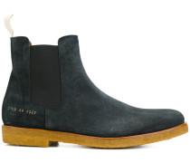 Gewachste Chelsea-Boots