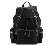 logo print Rucksack backpack