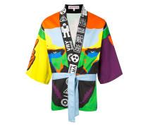 'Walter' Kimono mit Print
