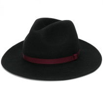 Hut mit Kontrastband